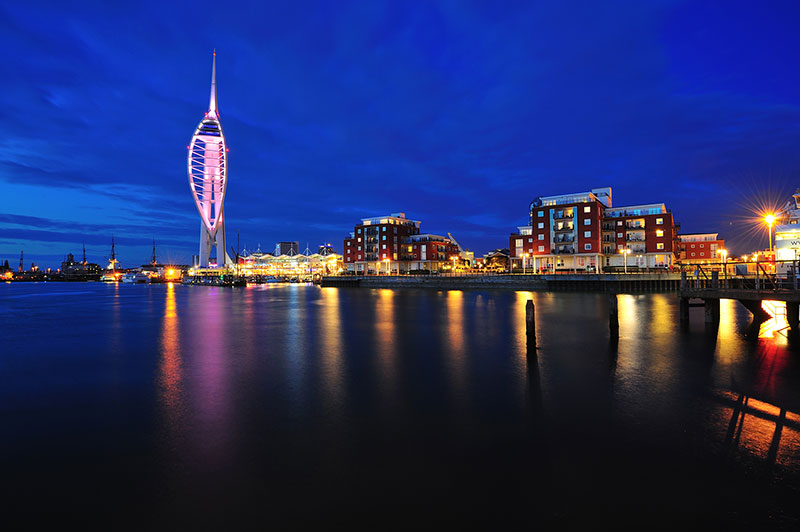Luxury Portsmouth Serviced Apartments from Home By Unilife